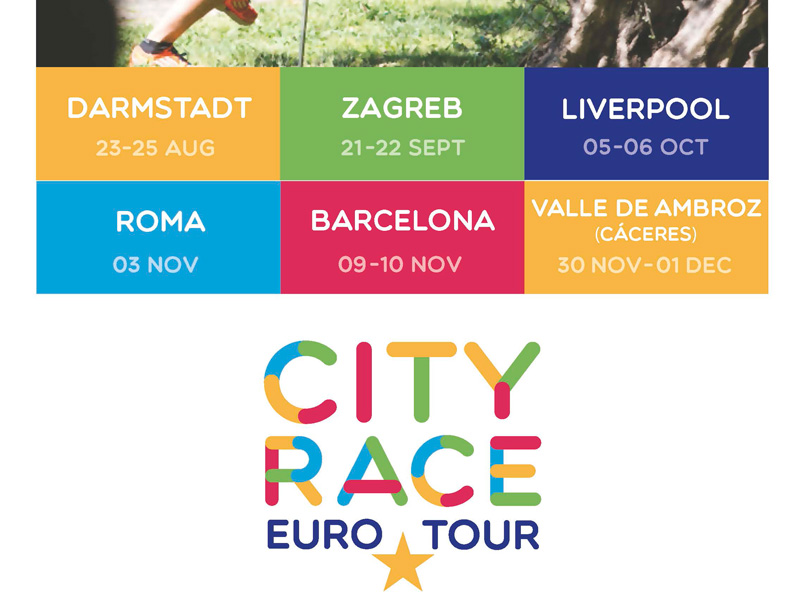CITY RACE EURO TOUR.