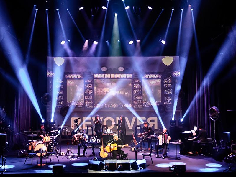 "CONCIERTO. Grupo REVOLVER. ""Básico IV Tour""."